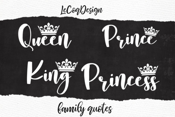 Download Free Family Clip Art Parents And Kids Graphic By Lecoqdesign for Cricut Explore, Silhouette and other cutting machines.