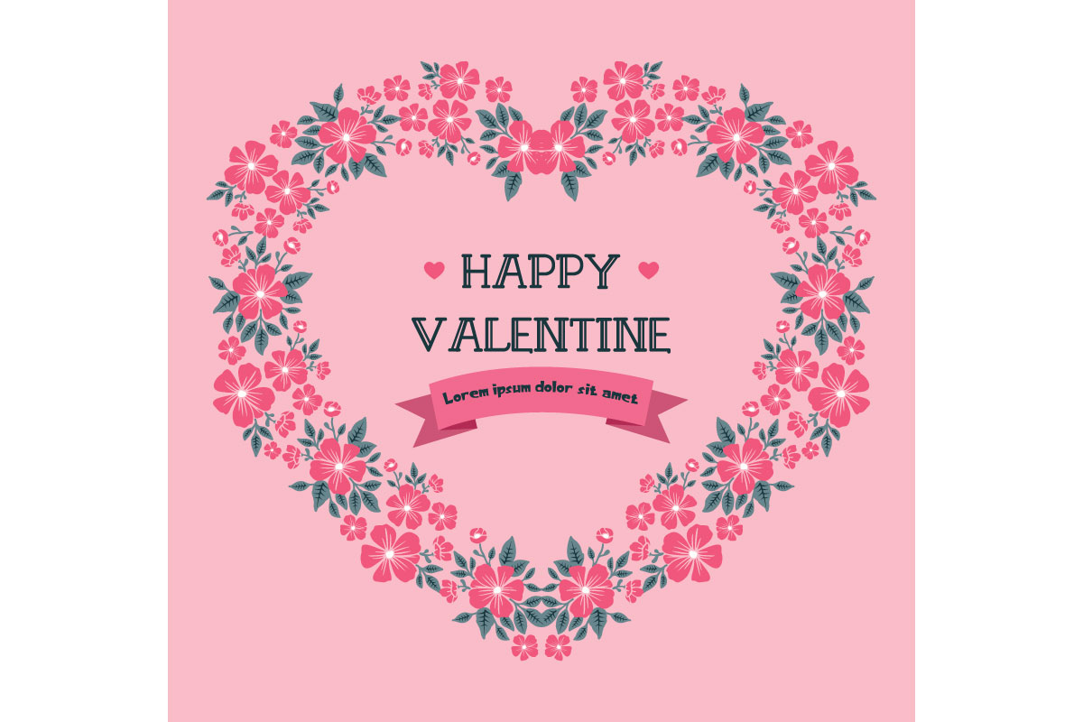 Happy Valentine S Day Graphic By Stockfloral Creative Fabrica
