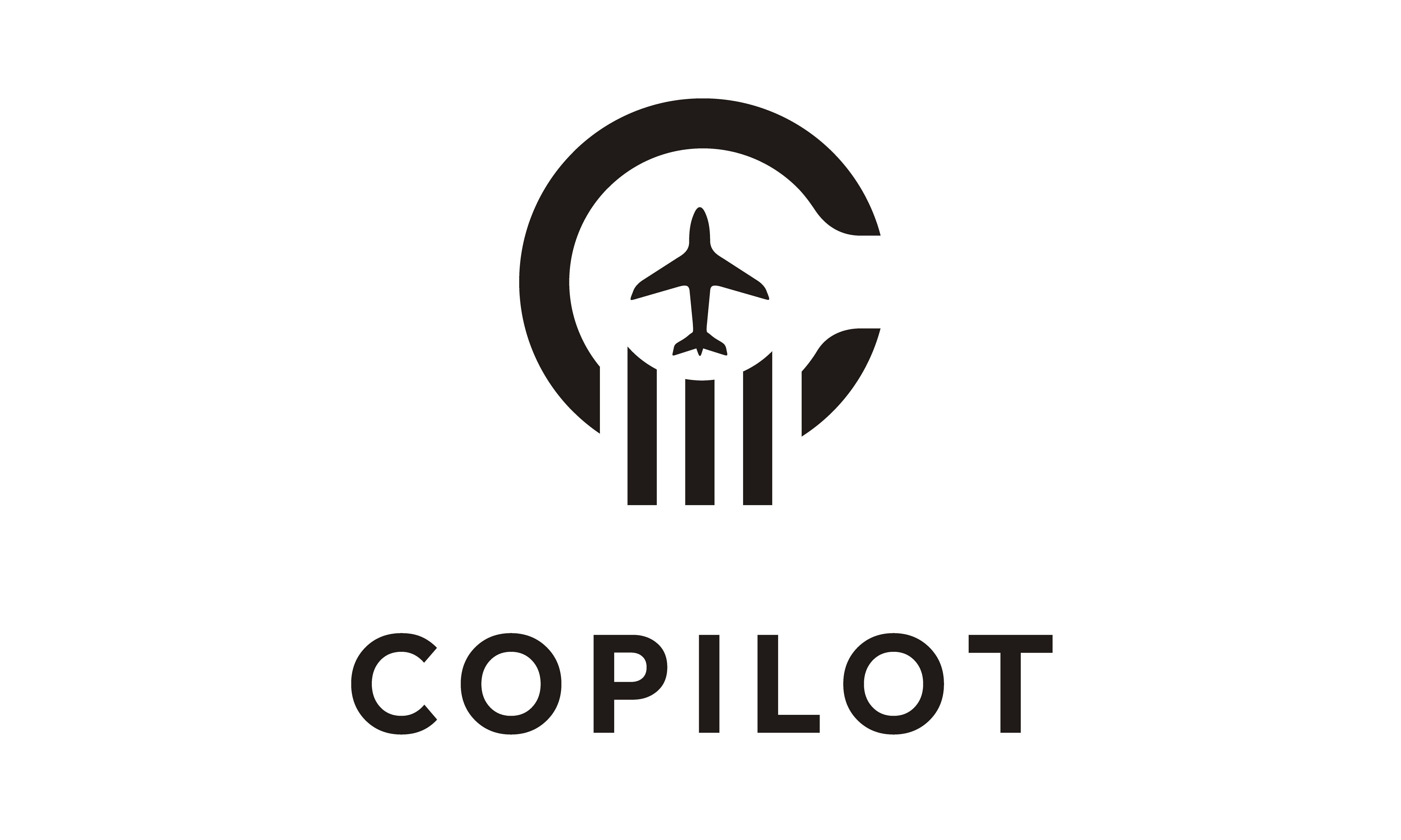 Download Free Initial Letter C Copilot Plane Logo Graphic By Enola99d for Cricut Explore, Silhouette and other cutting machines.