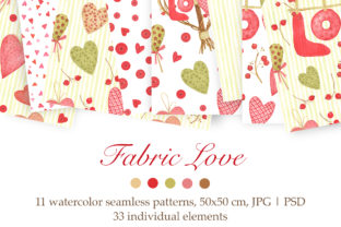 Download Free Valentine S Day Patterns Graphic By Tpushnaya Creative Fabrica for Cricut Explore, Silhouette and other cutting machines.