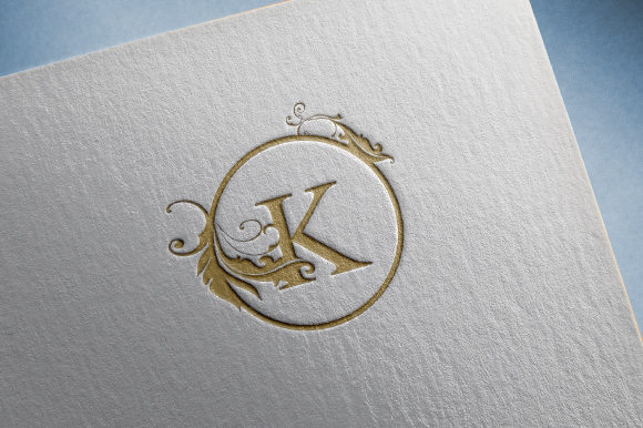 Download Free Vector Initial K Letter Luxury Logo Graphic By Tifon Studio for Cricut Explore, Silhouette and other cutting machines.