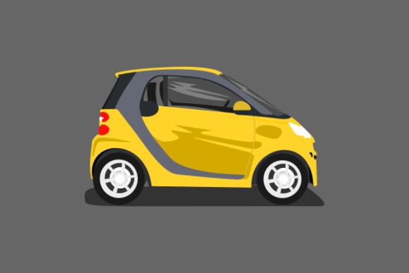 Print on Demand: Mini Car Graphic Illustrations By Masnung