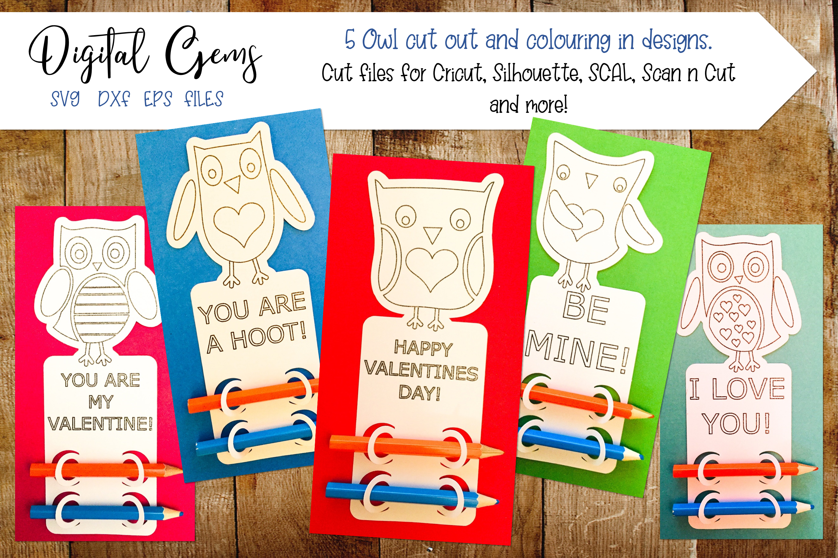 Download Free Owl Colouring In Designs Graphic By Digital Gems Creative Fabrica for Cricut Explore, Silhouette and other cutting machines.