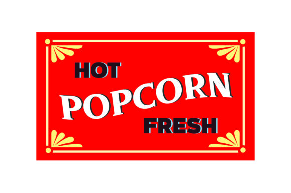 Download Free Hot Fresh Popcorn Svg Cut File By Creative Fabrica Crafts for Cricut Explore, Silhouette and other cutting machines.