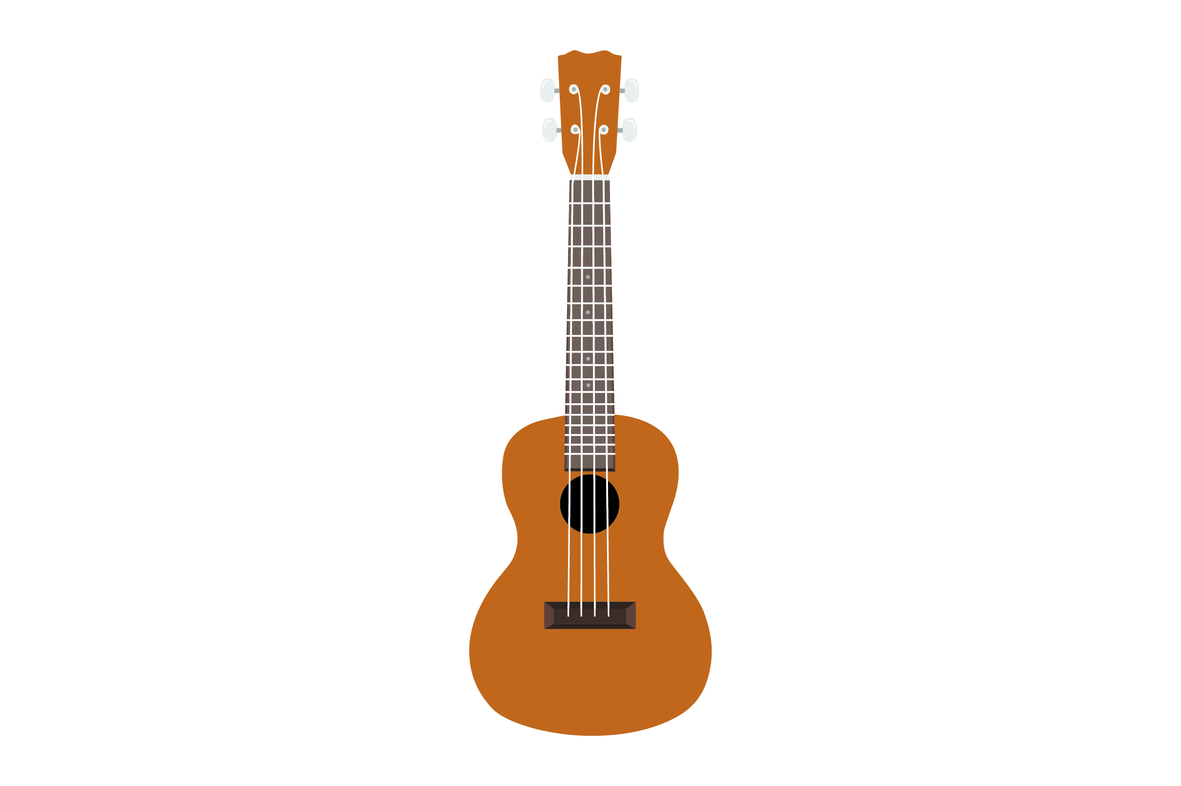 Download Free Ukulele Svg Cut File By Creative Fabrica Crafts Creative Fabrica for Cricut Explore, Silhouette and other cutting machines.