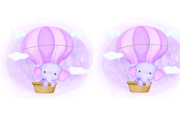Print on Demand: Cute Animal 3 Graphic Illustrations By info.kankhem - Image 2