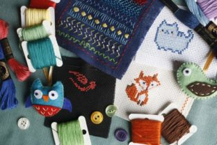 The Beginner's Guide to Machine Embroidery