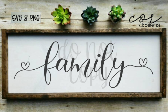 Print on Demand: Family Graphic Crafts By designscor