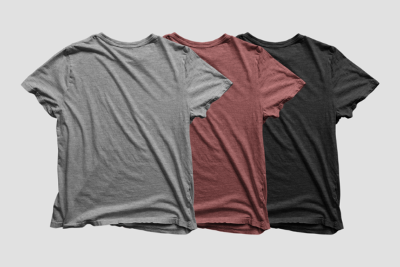 Download Free Heathered T Shirt Mockup Grafico Por Clintenglish Creative Fabrica for Cricut Explore, Silhouette and other cutting machines.
