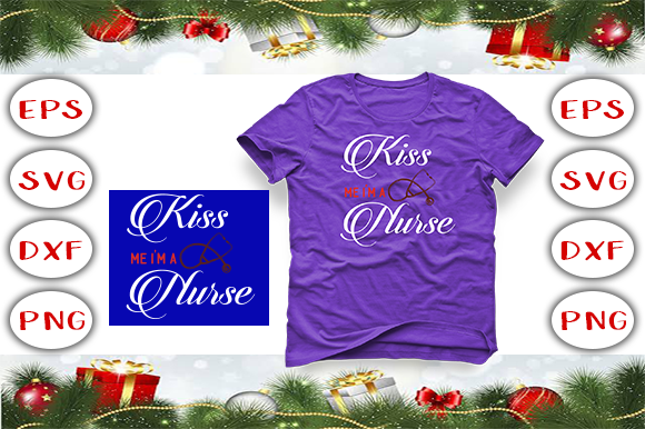 Download Free Nurse T Shirt Design Graphic By Graphics Cafe Creative Fabrica for Cricut Explore, Silhouette and other cutting machines.