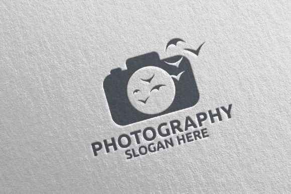 Download Free Wild Camera Photography Logo 106 Grafico Por Denayunecf for Cricut Explore, Silhouette and other cutting machines.