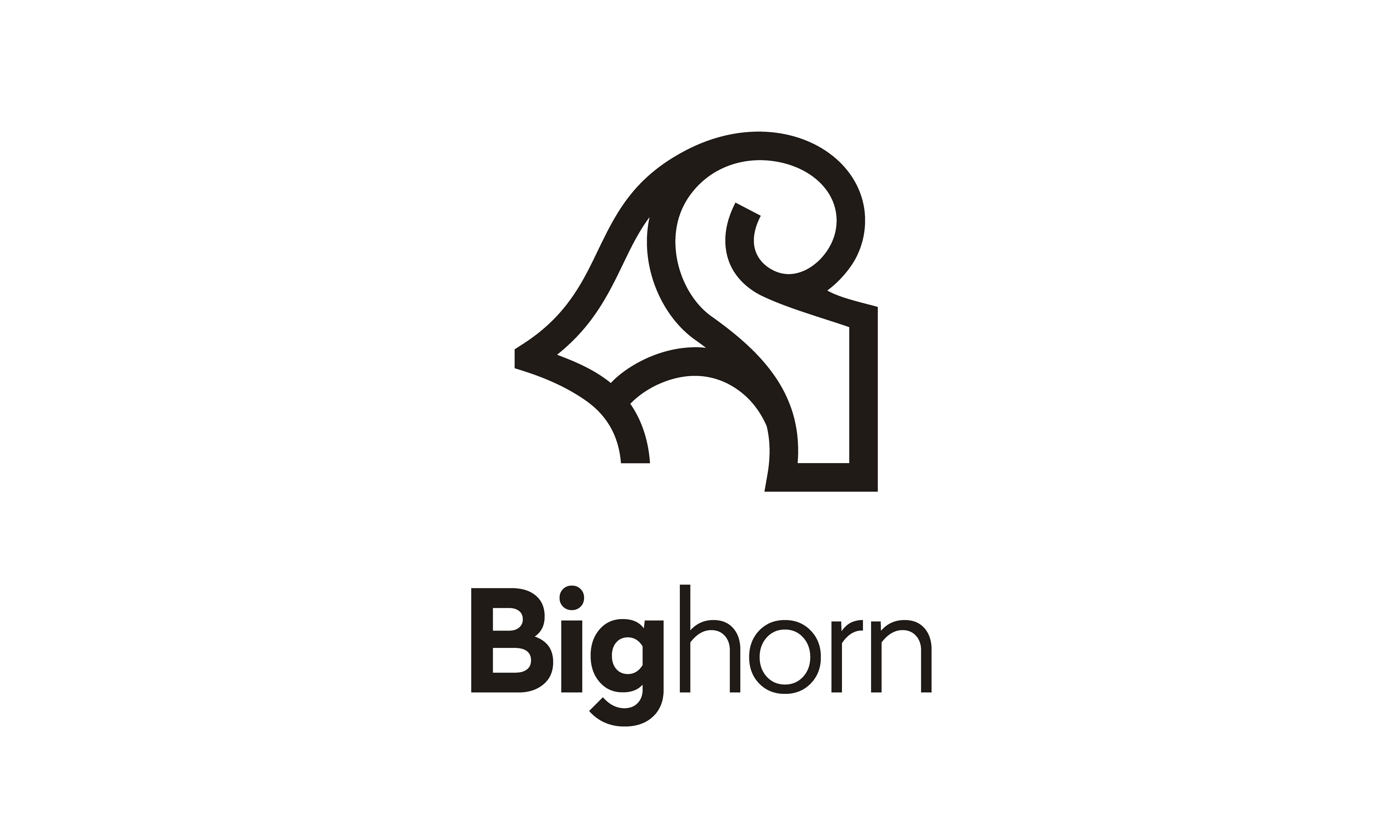 Download Free Bighorn Ram Goat Horn Sheep Aries Logo Grafico Por Enola99d for Cricut Explore, Silhouette and other cutting machines.