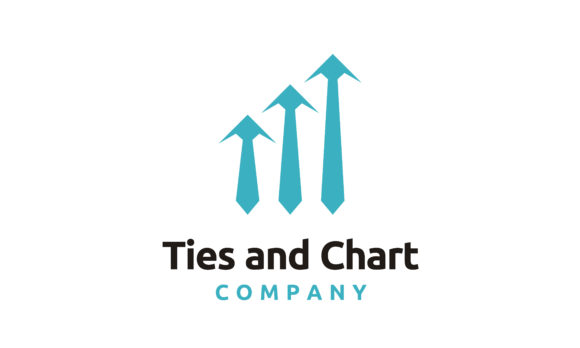 Download Free Tie Business Finance Chart Diagram Logo Graphic By Enola99d for Cricut Explore, Silhouette and other cutting machines.