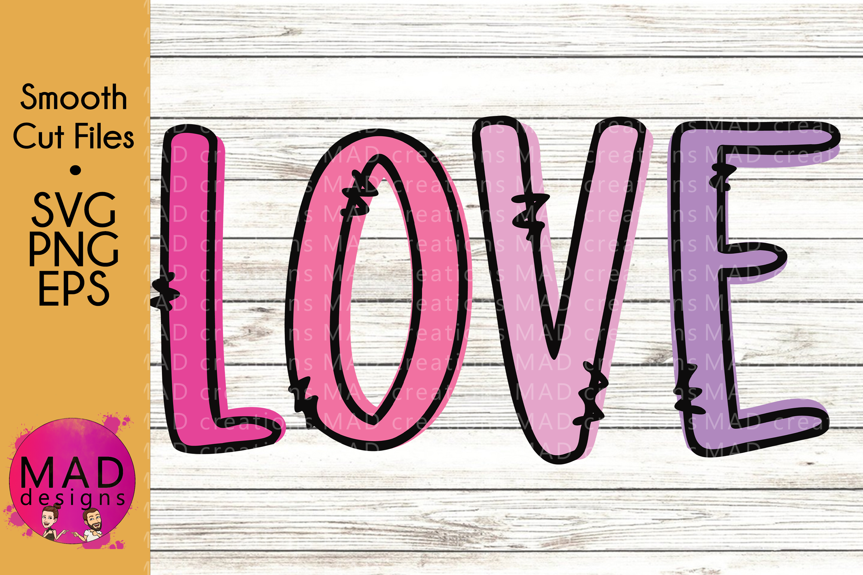 Download Free Valentines Day Love Svg Graphic By Maddesigns718 Creative for Cricut Explore, Silhouette and other cutting machines.