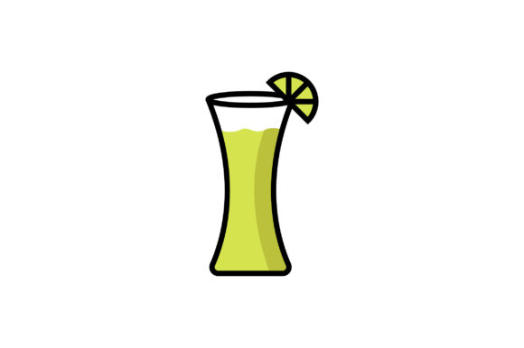 Download Free Lemon Juice Liner Fill Icon Vector Graphic By Riduwan Molla SVG Cut Files