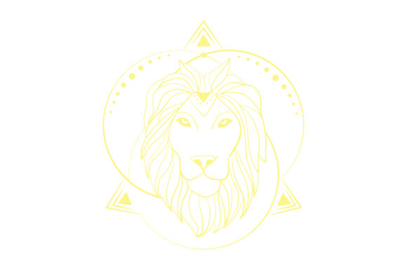 Linework Lion Animals Craft Cut File By Creative Fabrica Crafts