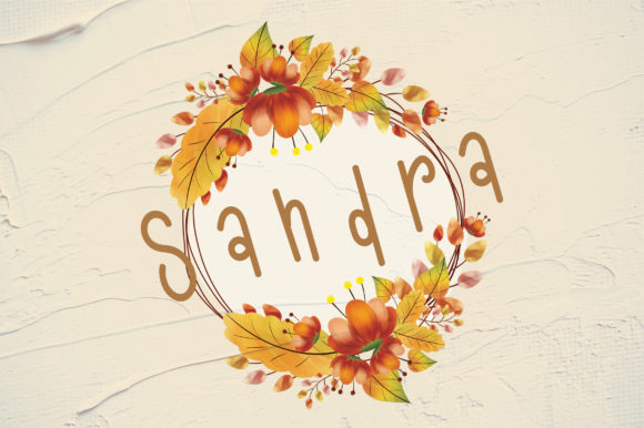 Print on Demand: Family Script & Handwritten Font By BitongType - Image 7