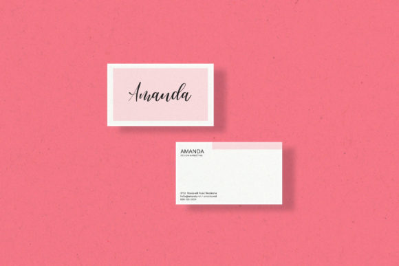 Print on Demand: Valentinaroses Script & Handwritten Font By Juncreative - Image 4