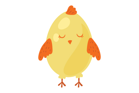 Download Free Egg Chicken Svg Cut File By Creative Fabrica Crafts Creative for Cricut Explore, Silhouette and other cutting machines.
