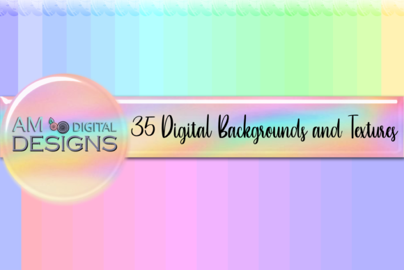 Download Free 35 Delicate Pastel Border Backgrounds Graphic By Am Digital for Cricut Explore, Silhouette and other cutting machines.