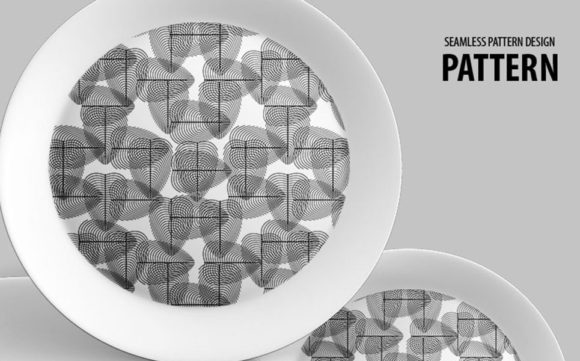 Download Free Abstract Pattern Design Graphic By Patternhousepk Creative Fabrica for Cricut Explore, Silhouette and other cutting machines.