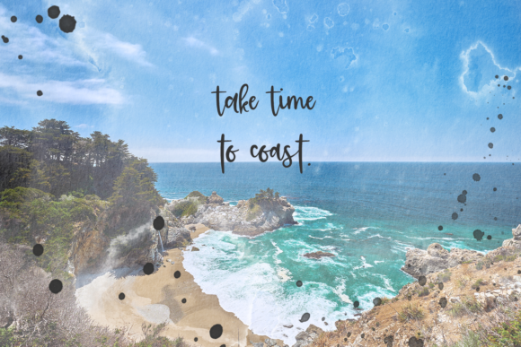 Print on Demand: Cali Coast Script & Handwritten Font By BeckMcCormick - Image 5