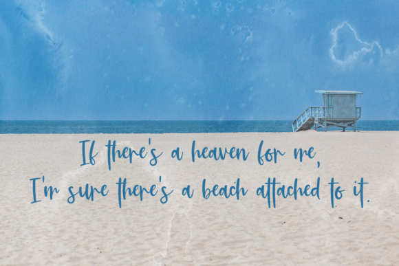 Print on Demand: Cali Coast Script & Handwritten Font By BeckMcCormick - Image 8