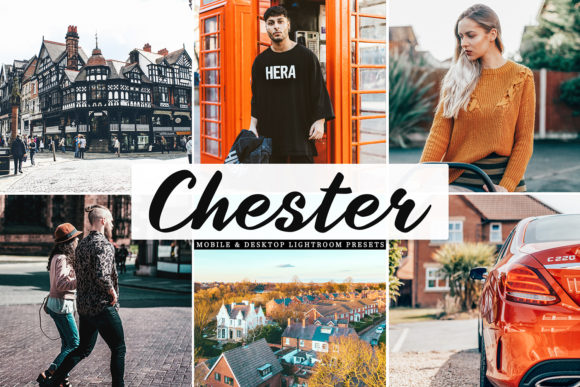 Print on Demand: Chester Pro Lightroom Presets Graphic Actions & Presets By Creative Tacos
