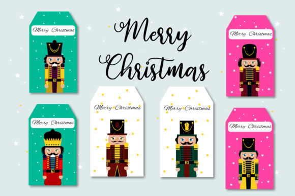 Christmas Nutcracker Clipart Graphic Illustrations By Igraphic Studio