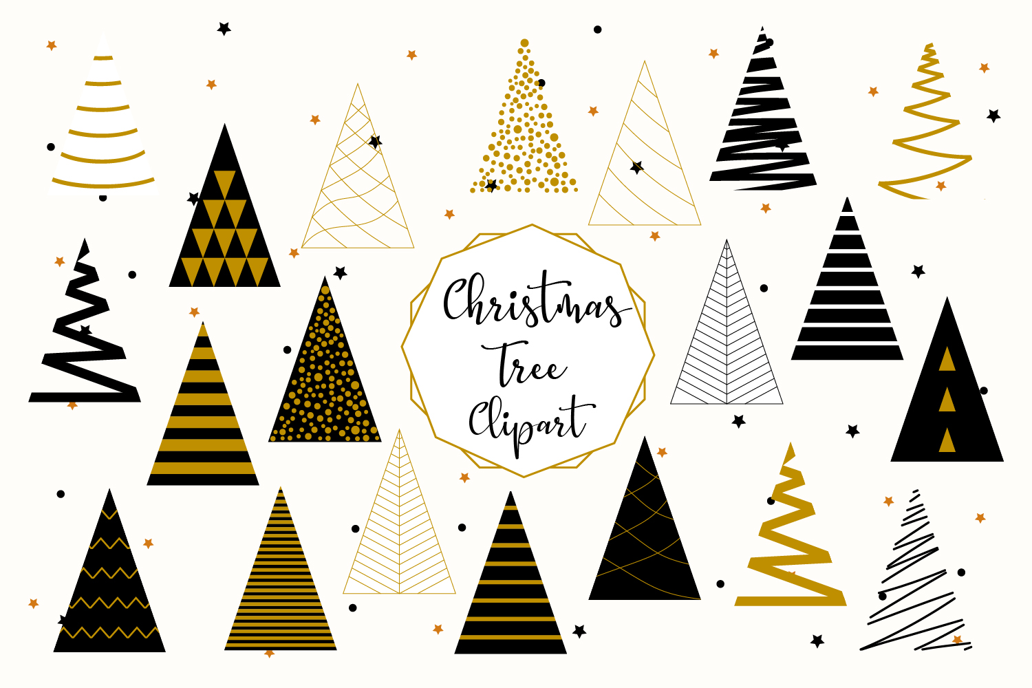 Download Free Christmas Tree Vector Graphic By Igraphic Studio Creative Fabrica for Cricut Explore, Silhouette and other cutting machines.
