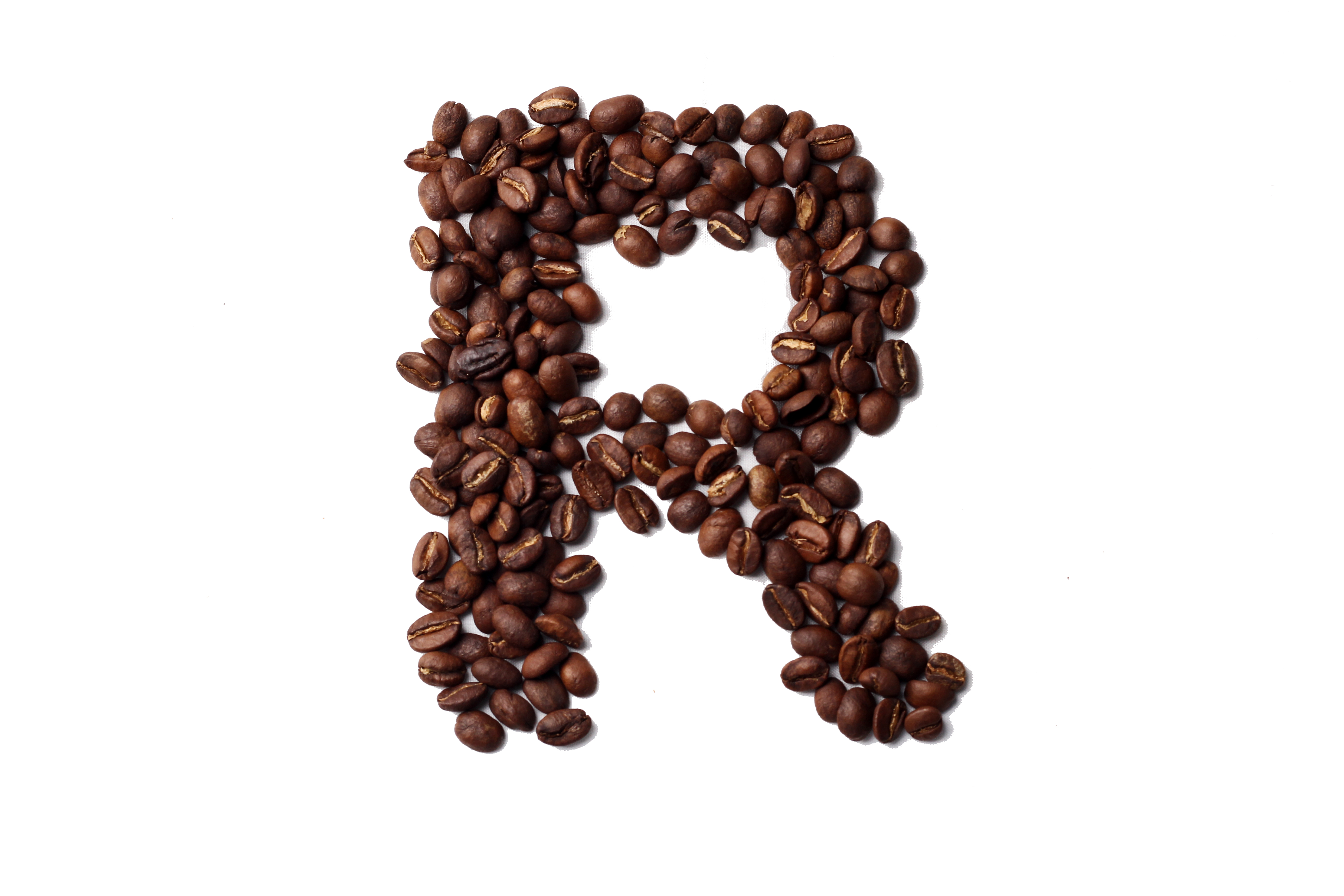 Download Free Coffee Alphabet R Graphic By Minuitnite Creative Fabrica for Cricut Explore, Silhouette and other cutting machines.