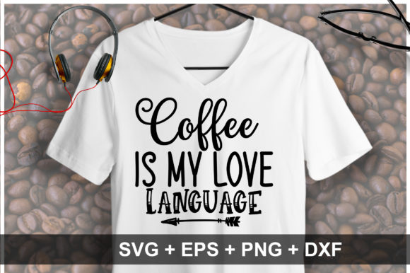 Print on Demand: Coffee SVG Bundle Vol 1 Graphic Crafts By OrinDesign - Image 6