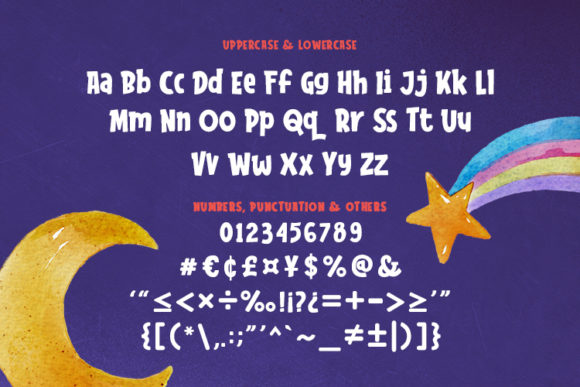 Print on Demand: Funtasia Display Font By RVST - Image 4