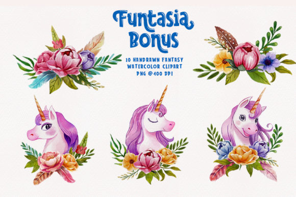 Print on Demand: Funtasia Display Font By RVST - Image 7