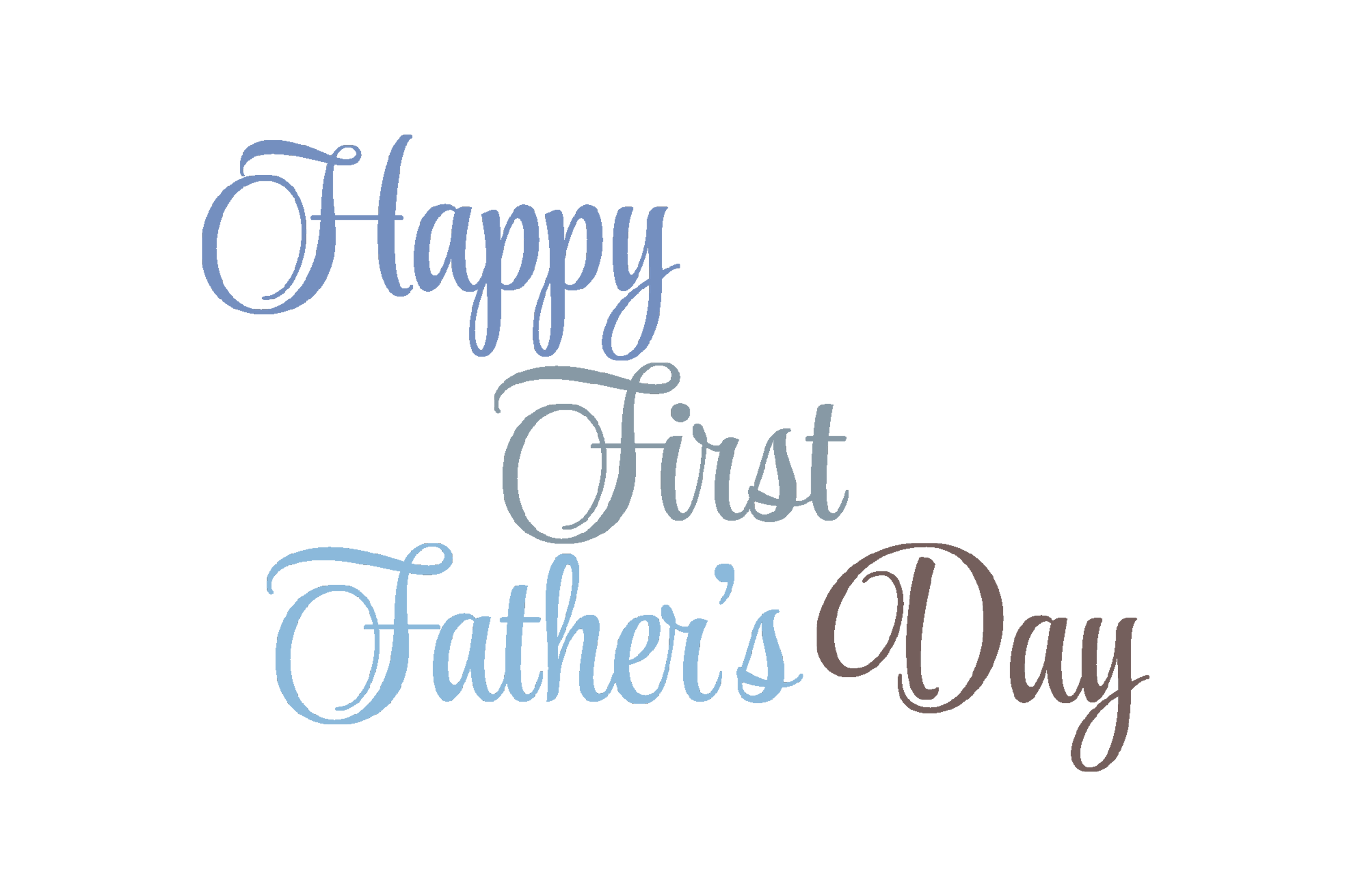 Happy First Father S Day Svg Graphic Graphic By Am Digital