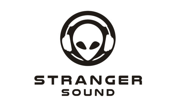 Download Free Headphone Dj Alien Music Recording Logo Graphic By Enola99d for Cricut Explore, Silhouette and other cutting machines.