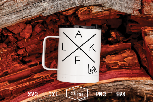 Lake Life Graphic Crafts By Sheryl Holst