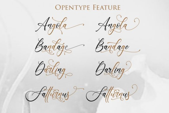 Print on Demand: Sonetha Script & Handwritten Font By Gilar Studio - Image 6