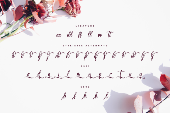 Medalion Font Downloadable Digital File