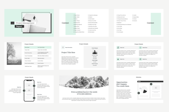 Download Free Project Management Keynote Template Graphic By Jetztemplates for Cricut Explore, Silhouette and other cutting machines.
