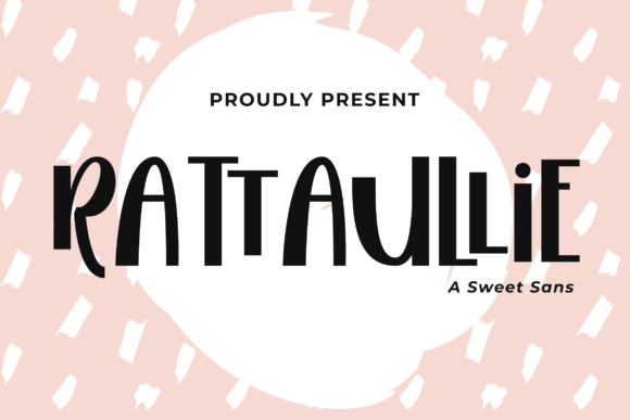 Print on Demand: Rattaullie Sans Serif Font By Fallengraphic
