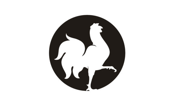 Print on Demand: Rooster Cock Chicken Poultry Farm Logo Graphic Logos By Enola99d