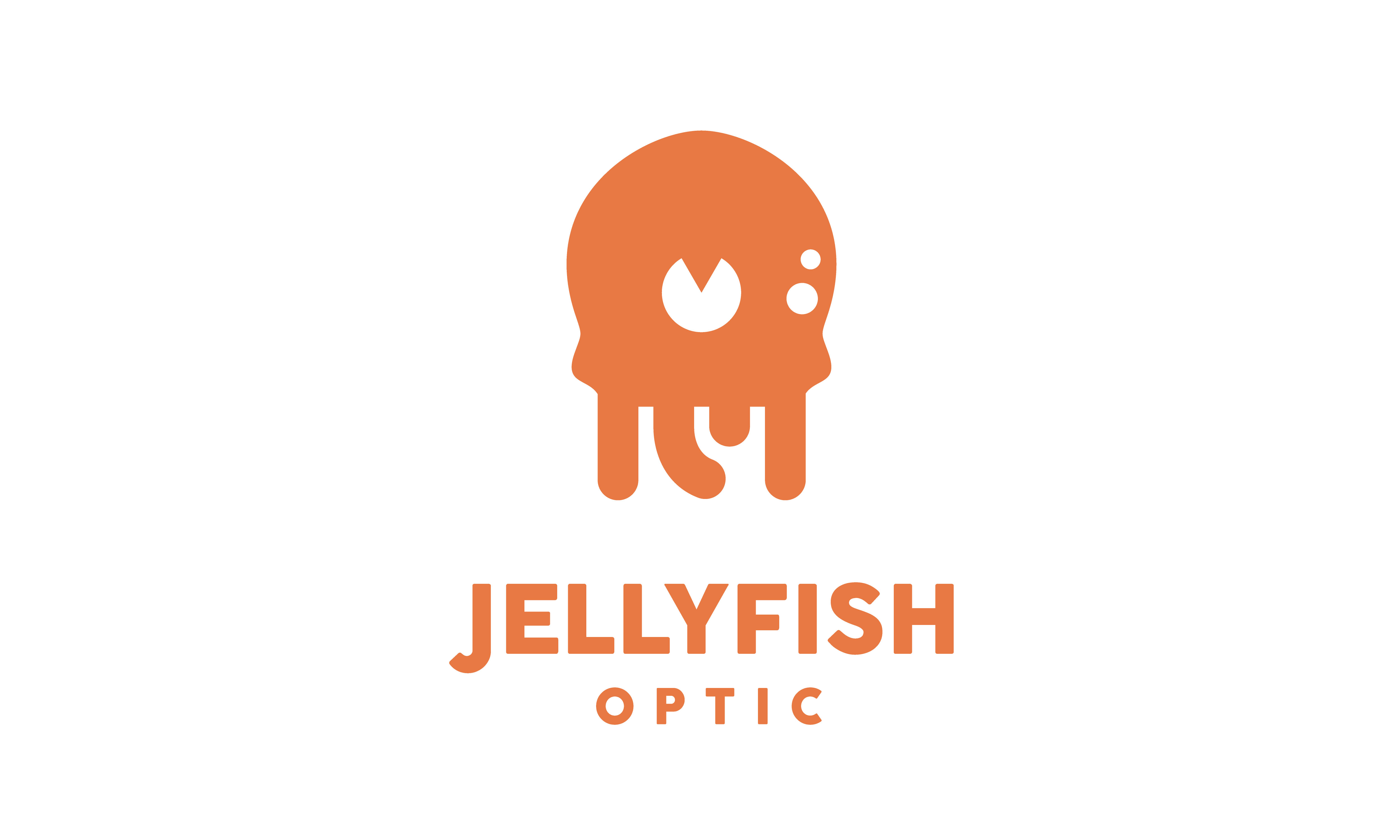 Download Free Squid Jellyfish With One Eye Lens Logo Graphic By Enola99d for Cricut Explore, Silhouette and other cutting machines.
