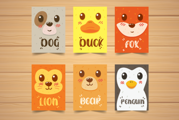 Print on Demand: Sweet Duck Sans Serif Font By Fallengraphic - Image 3