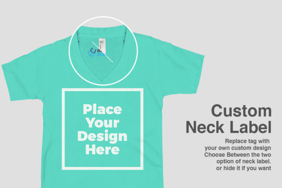 Download Free V Neck American Apparel Mockup Grafico Por Svgsupply Creative for Cricut Explore, Silhouette and other cutting machines.