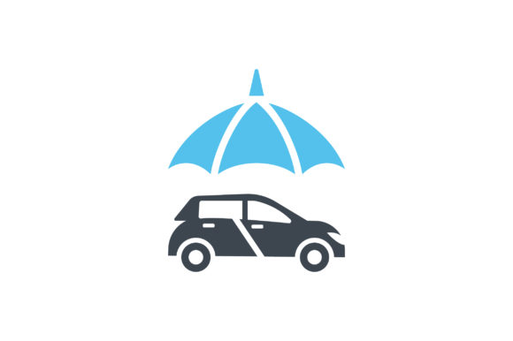 Download Free Car Insurance Flat Icon Vector Graphic By Riduwan Molla SVG Cut Files