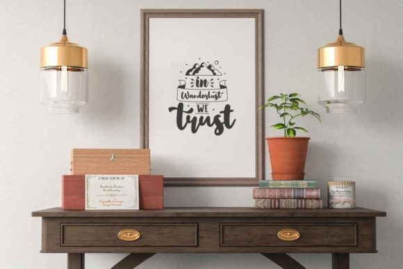 Download Free In Wanderlust We Trust Svg File For Adve Graphic By Svgsupply Creative Fabrica for Cricut Explore, Silhouette and other cutting machines.