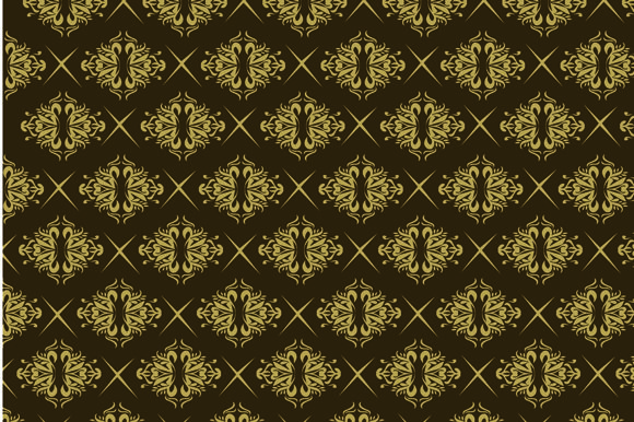 Ornament Small Pattern Design Graphic Backgrounds By ahmaddesign99