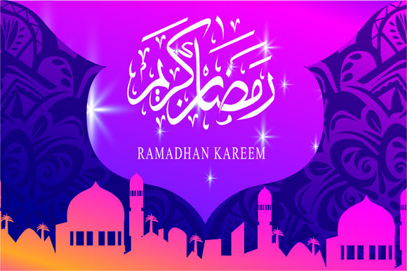 Vector Ornament for Ramadhan Graphic Backgrounds By ahmaddesign99