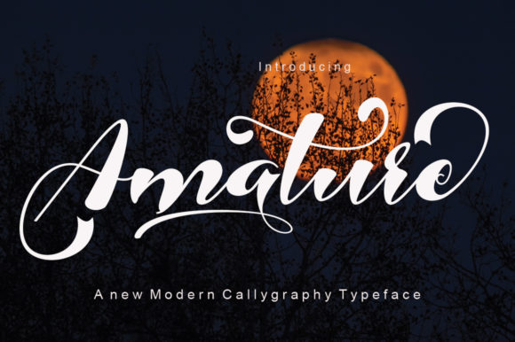 Print on Demand: Amature Script & Handwritten Font By studioad56